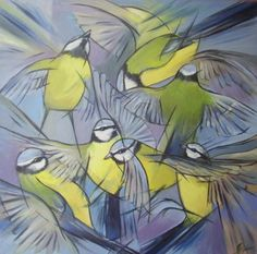 Bluetits 1 - Josie Tipler