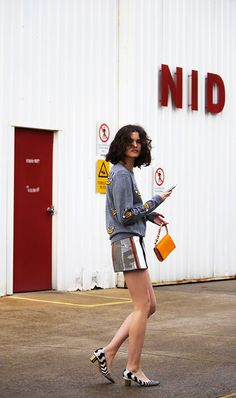 10 Outfits to Wear Before Summer Is Officially Over via @WhoWhatWearUK