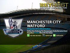 Watford, Manchester City