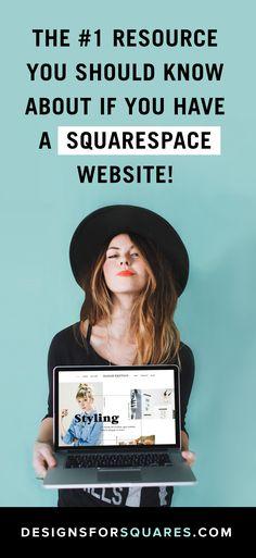 Make your Squarespace website stand out!! NEW!!!!! RAD Design Kits for Squarespace. designsforsquares.com