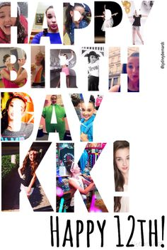 Happy birthday Kendall! Made by @sydneybernards