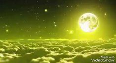 次々に幸せが舞い降りると言われている金の月。明日を変えたい方へ。 Gifs, Animals And Pets, Northern Lights, Hello Kitty, Around The Worlds, Healing, Wallpaper, Happy, Nature