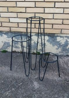Rejuvenation Brice Large With Tall Modern Metal Plant Stand  50 Shades Of  Green Pinterest Plants Metals And Mid Century Modern Metal Plant Stand V8