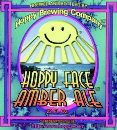 Hoppy Face Amber Ale