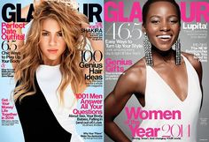 glamour 2014 covers