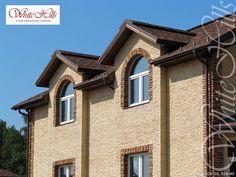 White Hills Verblendziegel Serie Lauter 520-10 (Ziegelfassade) - White Hills facing brick