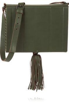 Attiki leather shoulder bag #accessories #women #covetme #zeus+dione #covetme #love #fashion #clothes #shoes #makeup