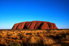 Uluru (Ayers Rock) in Australia