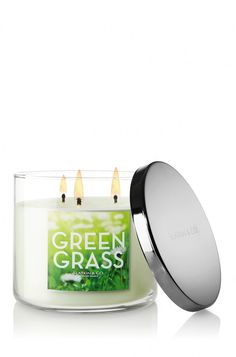 it's big and green and smells delightfully like grass: http://advicesisters.net/lifestyle/its-big-green-and-smells-like-grass-can-you-guess-what-it-is