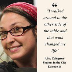 Episode 16, Alice Colegrove