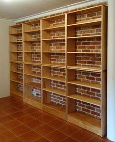 Paddy S Kauri Pine Bookcase Sydney