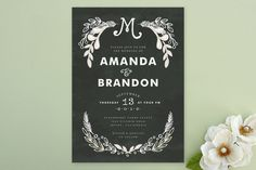 Wedding invitation wording that won't make you barf | Offbeat Bride