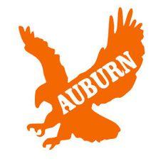 Auburn Inspired War Eagle Vinyl Decal, War Eagle Auburn Eagle Car Decal, War Eagle Decal, War Eagle Yeti Decal,Auburn War Eagle Decal, Eagle by KissMyMonograms on Etsy https://www.etsy.com/listing/265236065/auburn-inspired-war-eagle-vinyl-decal
