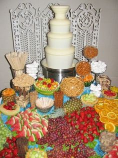 73 Best Chocolate Fountain Bar And Other Uses Images Chocolate