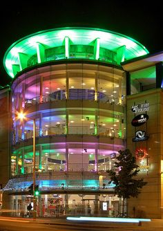 Cornerhouse Restaurant and Cinema Complex, Nottingham, England