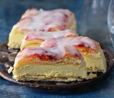 Czech Desserts, Sweet Desserts, Sweet Recipes, Cake Recipes, Sweet Cooking, Czech Recipes, Sweet Cakes, Desert Recipes, Amazing Cakes