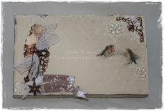 Toffifee, jul, julekort, christmas card, Pion Design, papirbretting, paperfolding, scrapbooking, scrapbook