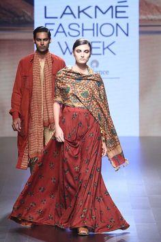 Myra Magazine • Bina Rao | Lakmé Fashion Week A/W 2016 • http://www.myramagazine.com/home/2016/9/15/bina-rao-lakm-fashion-week-aw-2016
