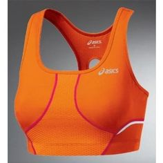Womens ASICS ARD Bra, Color:Orange Peel, S (Apparel)  http://www.amazon.com/dp/B004KP33JG/?tag=goandtalk-20  B004KP33JG