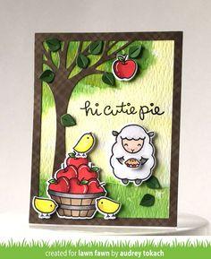cutie pie | Lawn Fawn