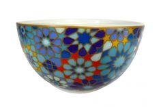 Bol Porcelaine Moucharabieh de Images d'Orient - Oranjade