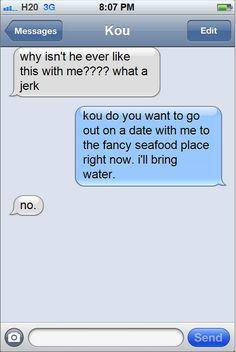 I like a jerk yahoo dating