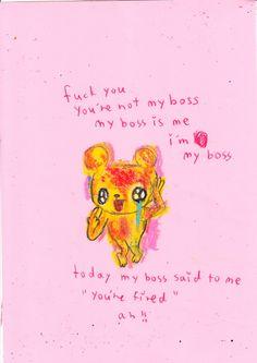 ♡ @honey_bby ♡ Im Losing My Mind, Lose My Mind, Emo, Lila Baby, Sad Drawings, Vent Art, Creepy Cute, How I Feel, Pink Aesthetic