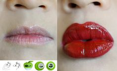 Looking for a natural method to get fuller lips without lip injections? CandyLipz is the best on the market. Clinically proven to hold plump for 24 hours & increase lip size by nearly in 60 days without immediate plumping. Makeup Brands, Makeup Tips, Eye Makeup, Hair Makeup, Beauty Make Up, Diy Beauty, Apple Lip Plumper, Movie Makeup, Best Natural Makeup