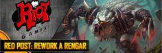 Rengar es un personaje que, desde su lanzamiento, siempre ha generado polémica por su estado e incidencia en el juego. Incapaz de establecer...