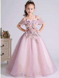 Blush Pink Flower Girl Dress Blush Flower Girl Dress Birthday ... 699331867e66