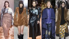 7 Breakout Trends From Paris Fashion Week. Including pinstripes, black leather and statement-making headpieces.