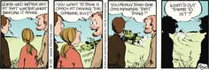 For Better or For Worse Comic Strip by Lynn Johnston.