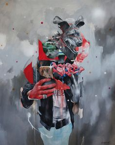"""Joram Roukes's""""The Great Beyond"""" at Stolen Space... - SUPERSONIC ART"""