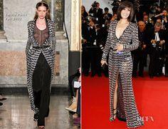 Melanie Doutey In Emilio Pucci - 'Therese Desqueyroux' Cannes Film Festival Premiere & Closing Ceremony
