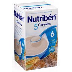 207639 Nutriben 5 Cereales - 600 gr.
