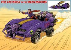 Los Autos Locos al estilo Mad Max - Parte 2