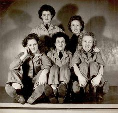 Georgina's RCAF Photo Album : Blog: Wartime Wednesdays | Elinor Florence ~