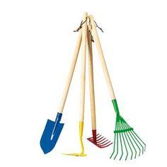 4-Piece Large Garden Tools Set