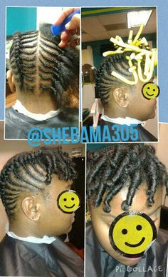 NATURAL HAIR IS FUN!- Wash, deep treatment, hot oil treatment using grape seed, castor, vitamin E oil & more. Then braided up and curled with flexi rods. by #shebama #shebama305 #miamistylist #naturalistic #naturalmiami #naturalstylist #flexirods #curls #collegehair #loveyourroots #healthybodyhealthyhair #healthyliving #healthyhair #healthyyouhealthyhair #overtown #usf #fiu #femalebusinessowner #entrepreneur #miamistyles #ftlauderdale #caribbeanconnect #sharingiscaring