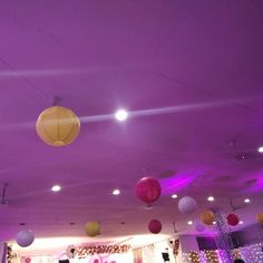 Marriage hall decorations beautiful view. #photography #colors #decorations #best #lightingwork #baloon