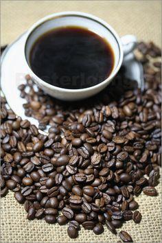 Bohnenkaffee Bild