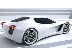 Der australische Designer David Williams hat mit der Studie Ferrari 365 Turin einen digitalen Traum geschaffen. Sollte der scharfe Pixel-Renner je Realität werden, dürfte er bei Sportwagen-Kunden sicher gut ankommen.