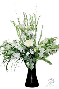 Flowers and Blossoms Toronto Casket Sprays, Sympathy Flowers, Funeral Flowers, Blossoms, Toronto, Glass Vase, Wreaths, Decor, Flowers