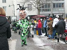Fasnacht Fever! Carnival Time! | Isle of Switzerland