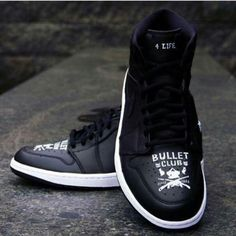 Bullet club shoes