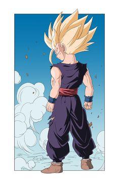 dragon ball z Dragon Ball Gt, Manga Anime, Anime Art, Manga Girl, Anime Girls, Akira, Animes Wallpapers, Fan Art, Anime Characters