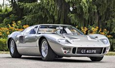 Selling Price: $4,400,000Auction: Mecum, MontereyThe Ford GT40 went down in history when it beat the... - Mecum Auction, Inc.
