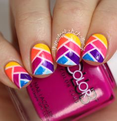 Hi guys, today Ive got a bit of nail art for you inspired by Simply Nailogical - she created a...