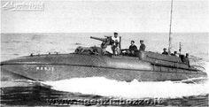 Navi da guerra | RN MAS 13 | 1915 | motosilurante | Regia Marina Italiana