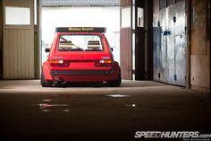 Period Perfected: Berg Cupping In A Golf | Speedhunters